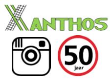 Xanthos 50 jaar foto